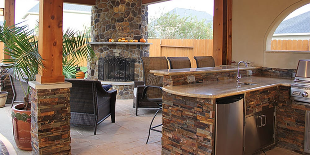 Western Commercial | How To Winterize Your Outdoor Kitchen