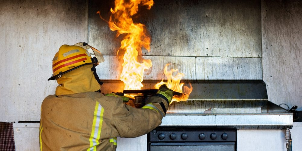 Western Commercial | 4 Ways to Ensure Your Restaurant Passes Fire Safety Inspection