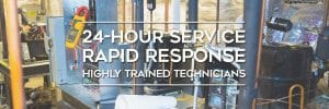 Western Commercial | 24-Hour Rapid Response Highly Trained Technicians