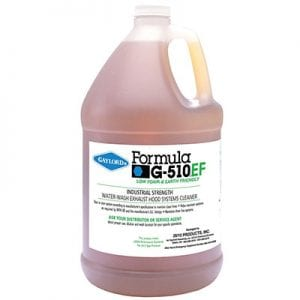 Western Commercial | Formula G-510 Product Image