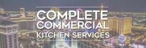 Western Commercial | Complete Commercial Kitchen Services