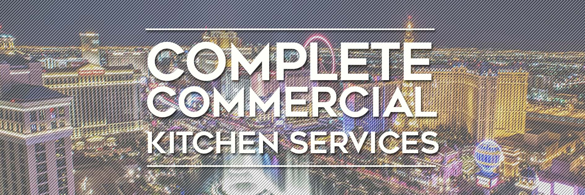 Western Commercial Complete Commercial Kitchen Services